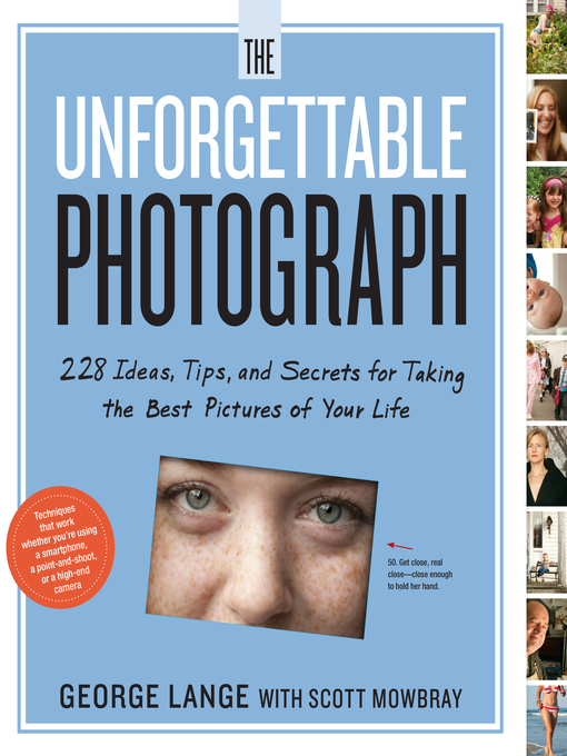 Title details for The Unforgettable Photograph by George Lange - Wait list