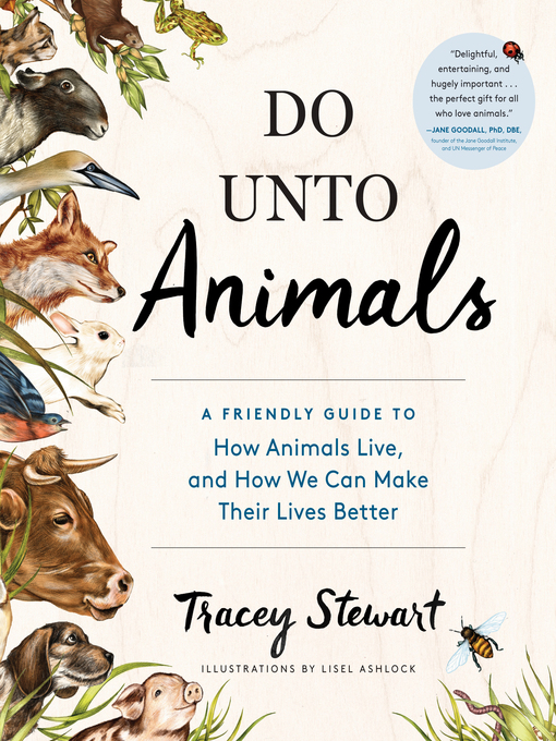 Title details for Do Unto Animals by Tracey Stewart - Available