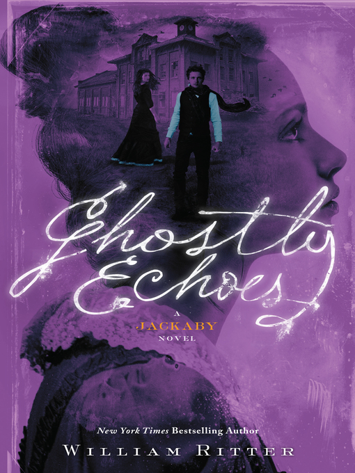 Cover of Ghostly Echoes