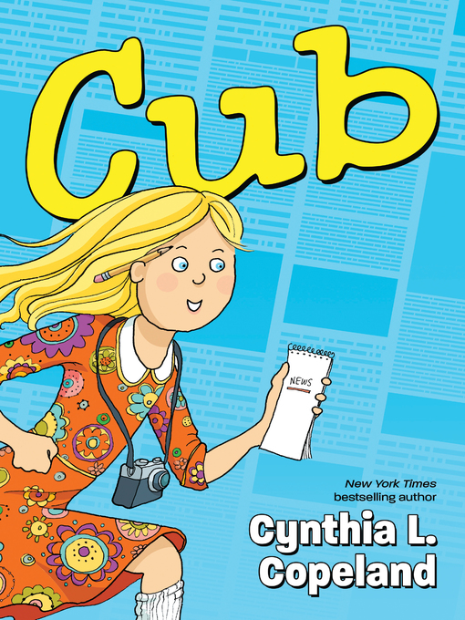 Title details for Cub by Cynthia L. Copeland - Available