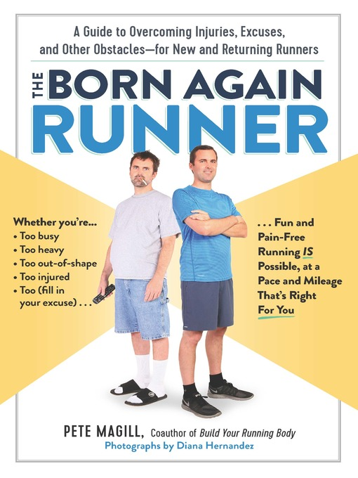 Cover of The Born Again Runner