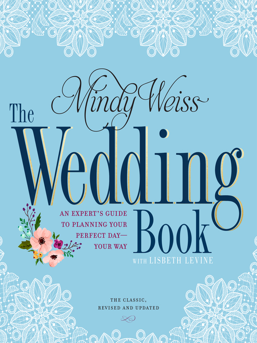 Title details for The Wedding Book by Mindy Weiss - Available