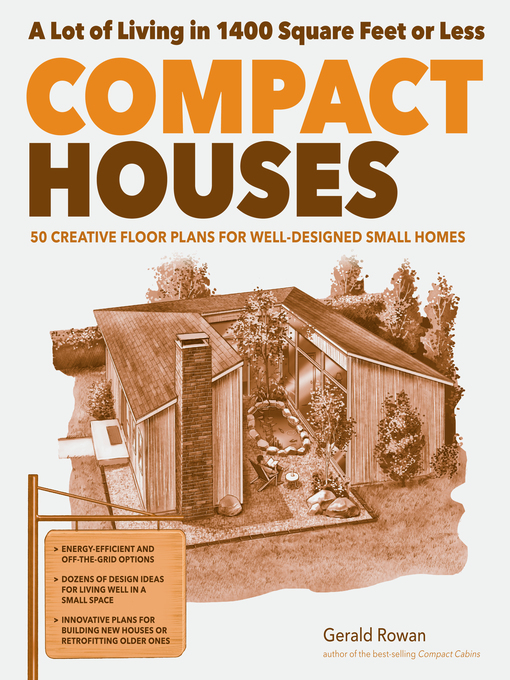 Title details for Compact Houses by Gerald Rowan - Available