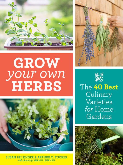Title details for Grow Your Own Herbs by Susan Belsinger - Wait list