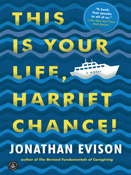 Cover of This Is Your Life, Harriet Chance!