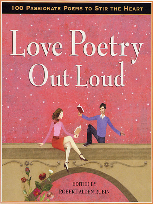 Cover image for Love Poetry Out Loud