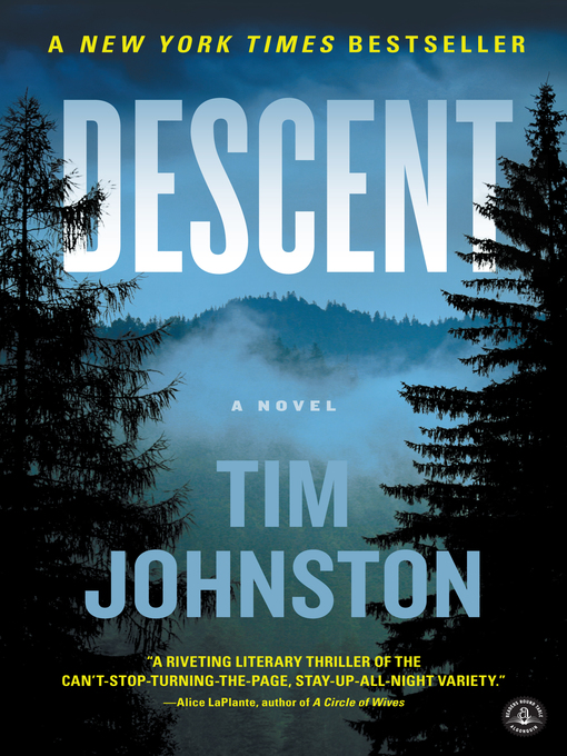 Title details for Descent by Tim Johnston - Available