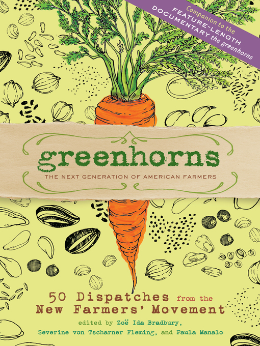 Title details for Greenhorns by Zoe Ida Bradbury - Wait list