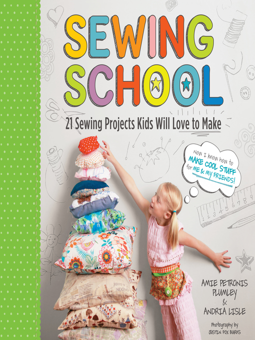 Title details for Sewing School ® by Andria Lisle - Wait list