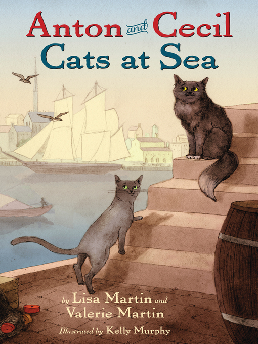 Title details for Anton and Cecil, Book 1 by Lisa Martin - Available
