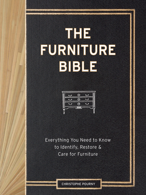 Title details for The Furniture Bible by Christophe Pourny - Available
