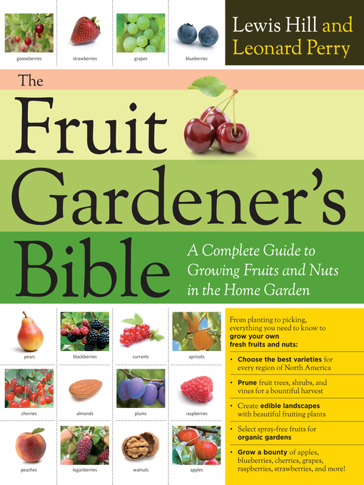 Title details for The Fruit Gardener's Bible by Lewis Hill - Wait list