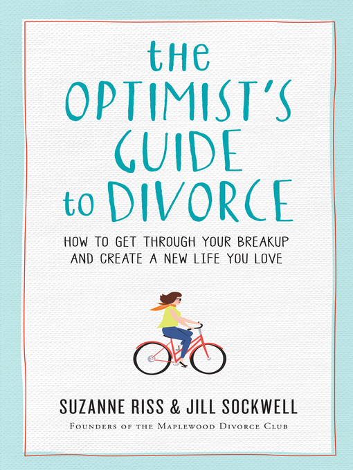 Cover of The Optimist's Guide to Divorce