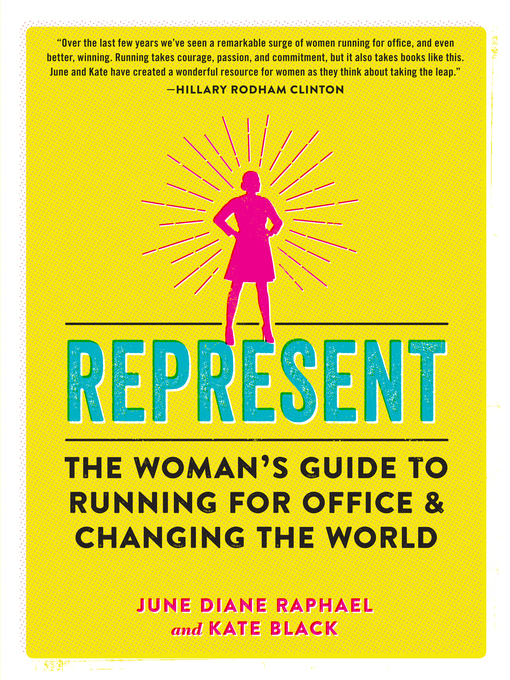 Title details for Represent by June Diane Raphael - Available