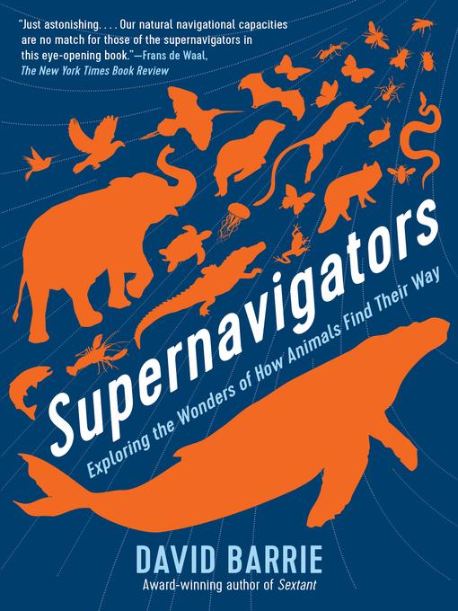 Title details for Supernavigators by David Barrie - Wait list