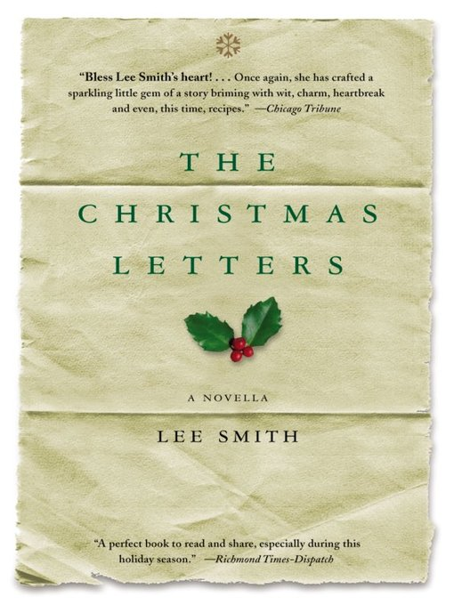 Title details for The Christmas Letters by Lee Smith - Available