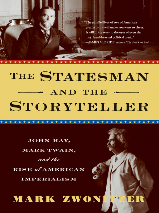 Title details for The Statesman and the Storyteller by Mark Zwonitzer - Wait list