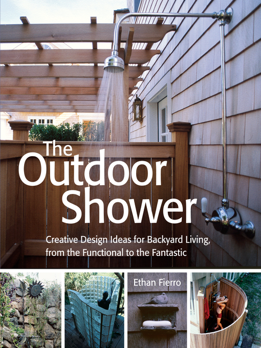 Title details for The Outdoor Shower by Ethan Fierro - Wait list