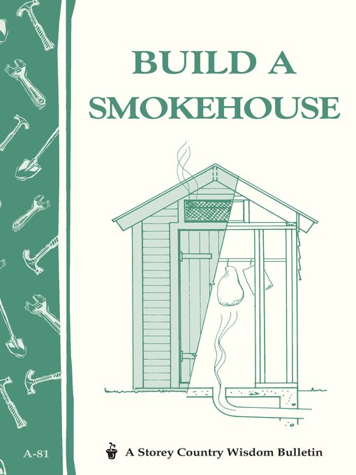 Title details for Build a Smokehouse by Ed Epstein - Available
