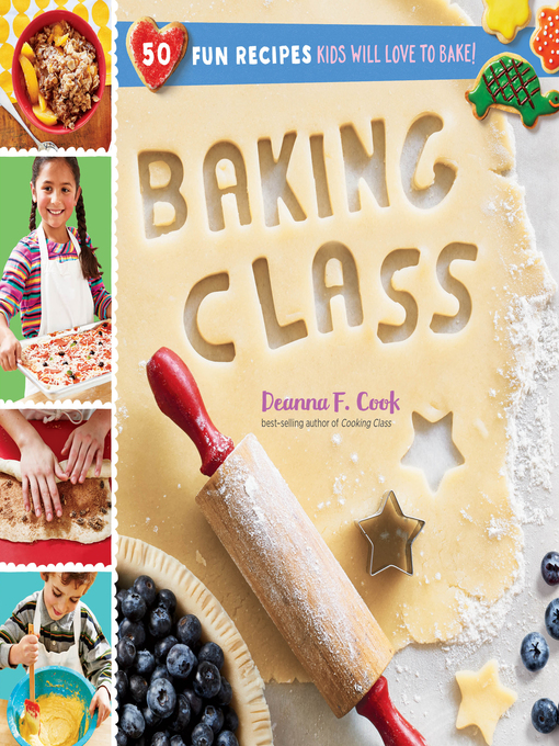 Title details for Baking Class by Deanna F. Cook - Wait list