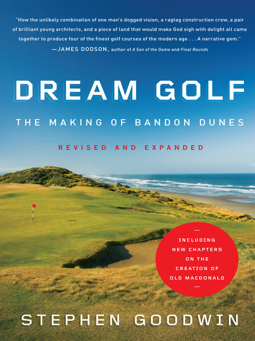 Title details for Dream Golf by Stephen Goodwin - Wait list