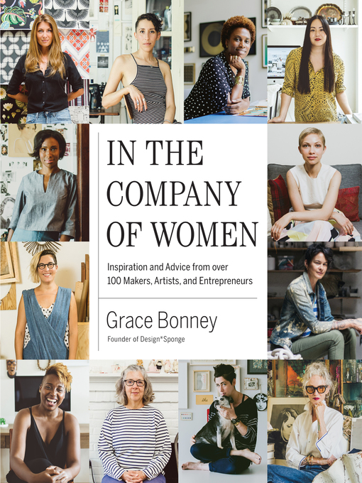 Title details for In the Company of Women by Grace Bonney - Wait list
