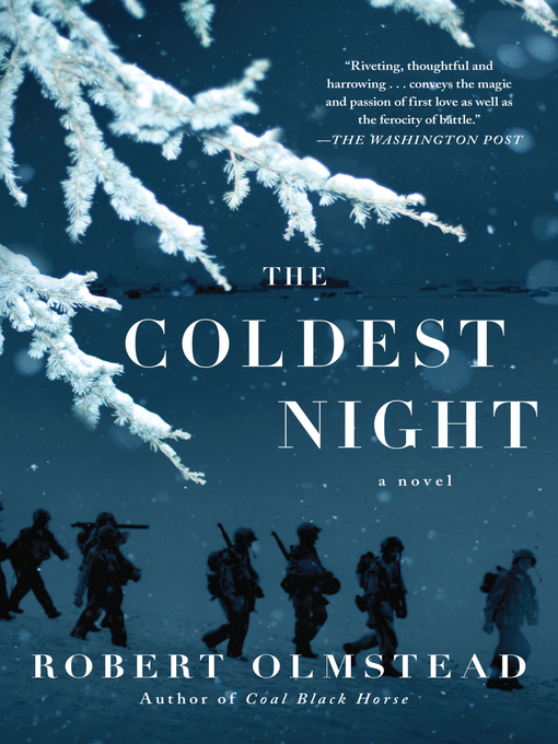 Title details for The Coldest Night by Robert Olmstead - Available