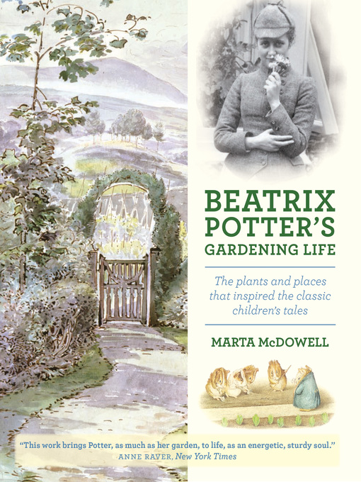 Title details for Beatrix Potter's Gardening Life by Marta McDowell - Wait list