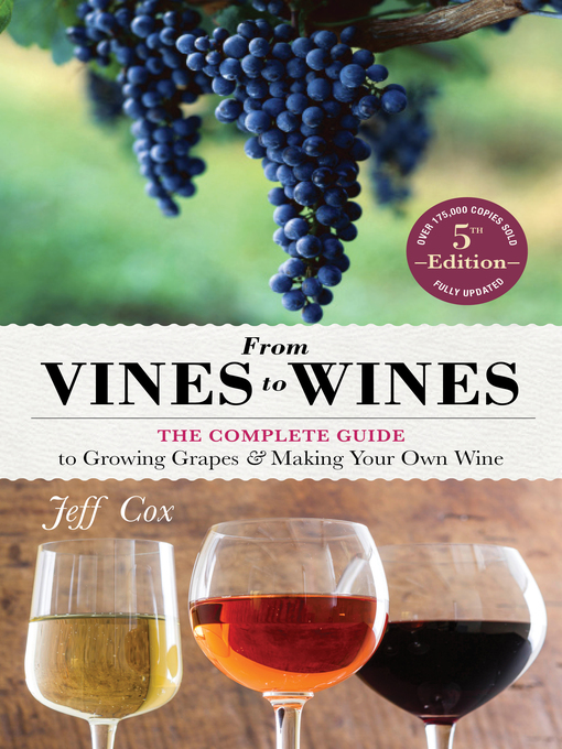Title details for From Vines to Wines by Jeff Cox - Available