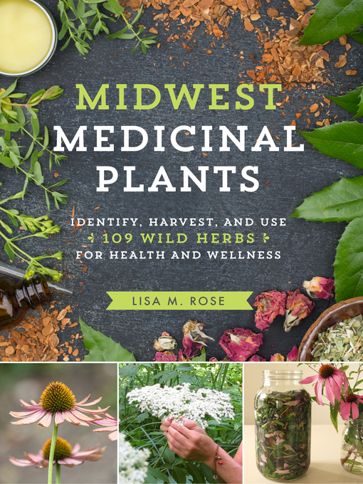 Cover of Midwest Medicinal Plants