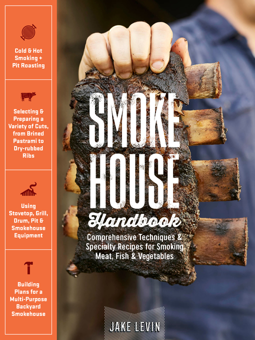 Title details for Smokehouse Handbook by Jake Levin - Available