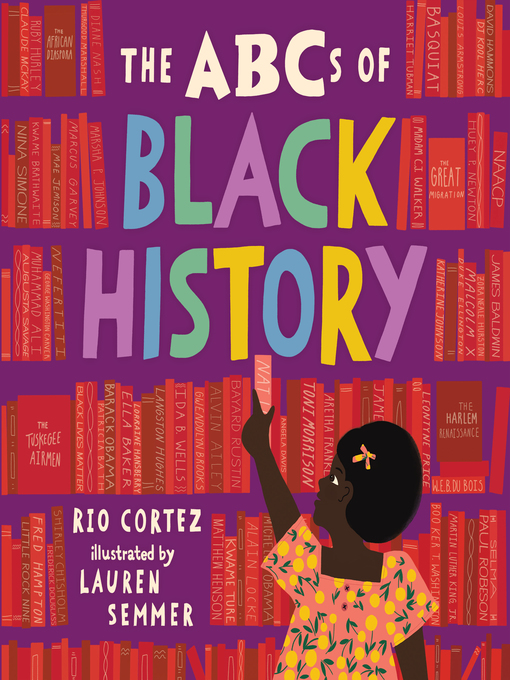Title details for The ABCs of Black History by Rio Cortez - Wait list