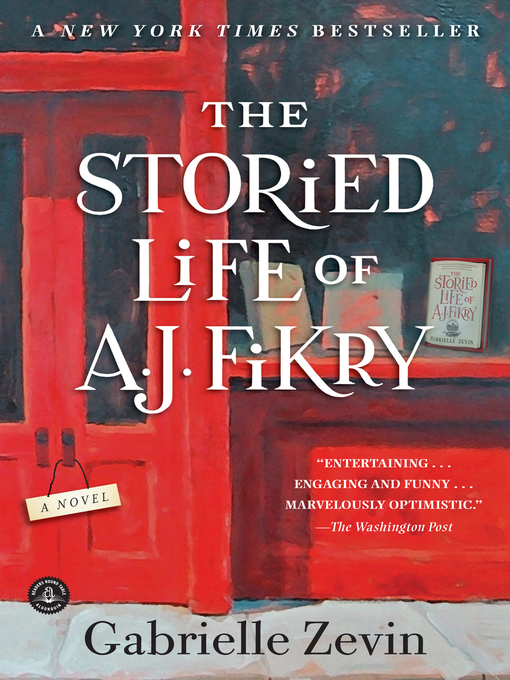 Title details for The Storied Life of A. J. Fikry by Gabrielle Zevin - Wait list