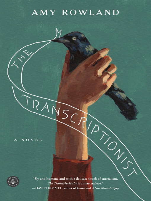 Title details for The Transcriptionist by Amy Rowland - Available