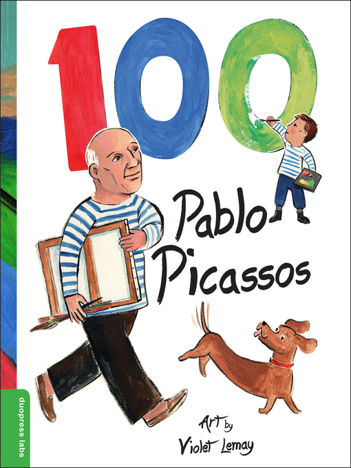 Title details for 100 Pablo Picassos by duopress labs - Available