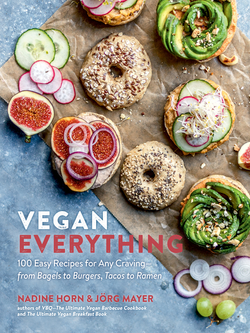 Title details for Vegan Everything by Nadine Horn - Wait list