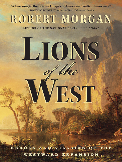 Cover of Lions of the West