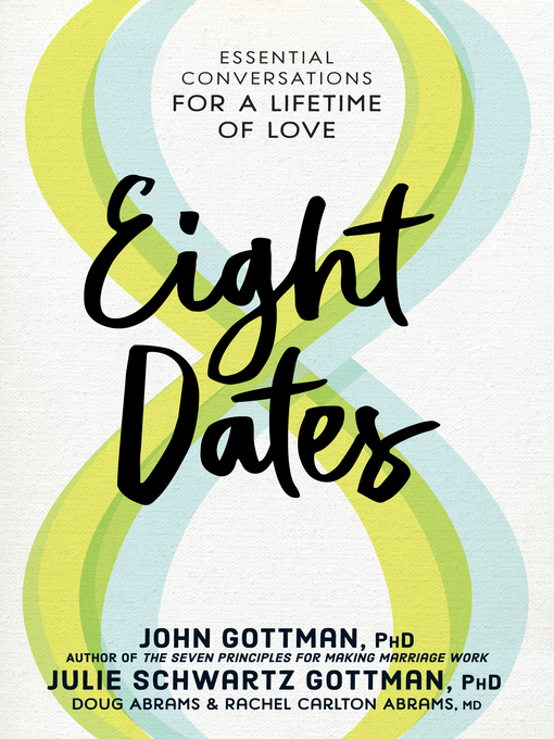 Title details for Eight Dates by John Gottman - Available