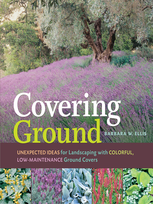 Title details for Covering Ground by Barbara W. Ellis - Wait list