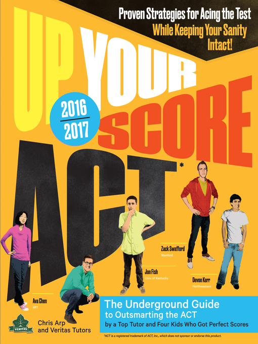 Title details for Up Your Score by Chris Arp - Available