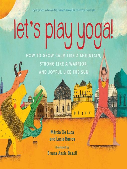 Title details for Let's Play Yoga! by Márcia de Luca - Wait list