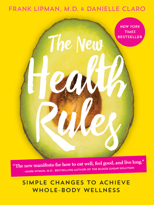 Title details for The New Health Rules by Frank Lipman - Wait list