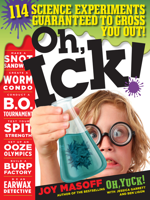 Title details for Oh, Ick! by Joy Masoff - Available