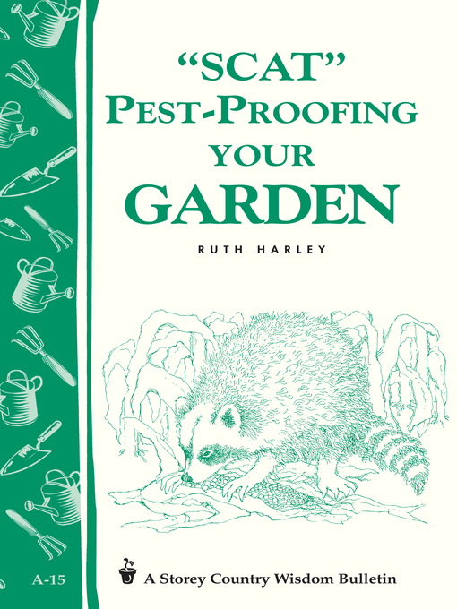 Title details for Pest-Proofing Your Garden by Ruth Harley - Wait list