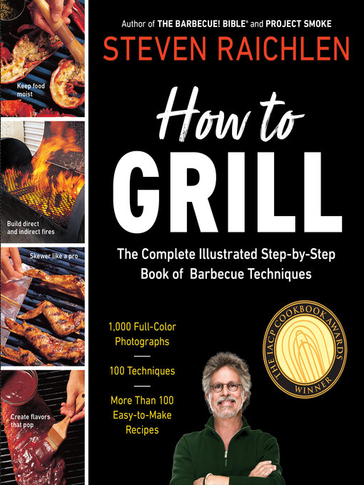 Title details for How to Grill by Steven Raichlen - Available