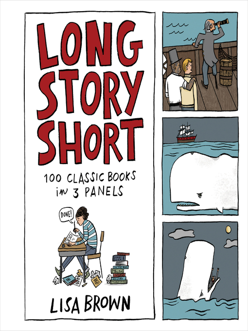 Title details for Long Story Short by Lisa Brown - Available