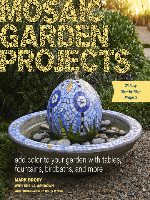 Title details for Mosaic Garden Projects by Mark Brody - Wait list