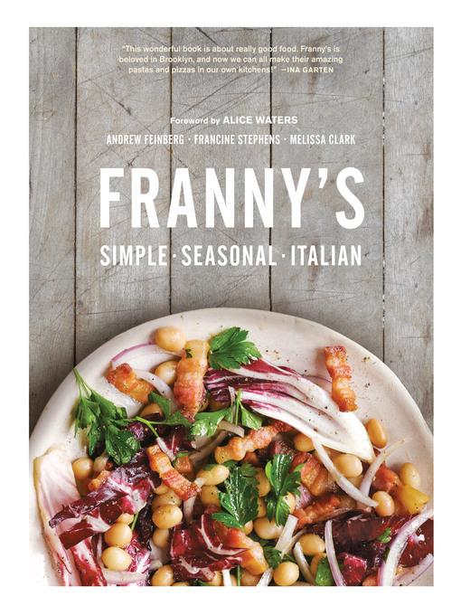 Title details for Franny's by Andrew Feinberg - Wait list