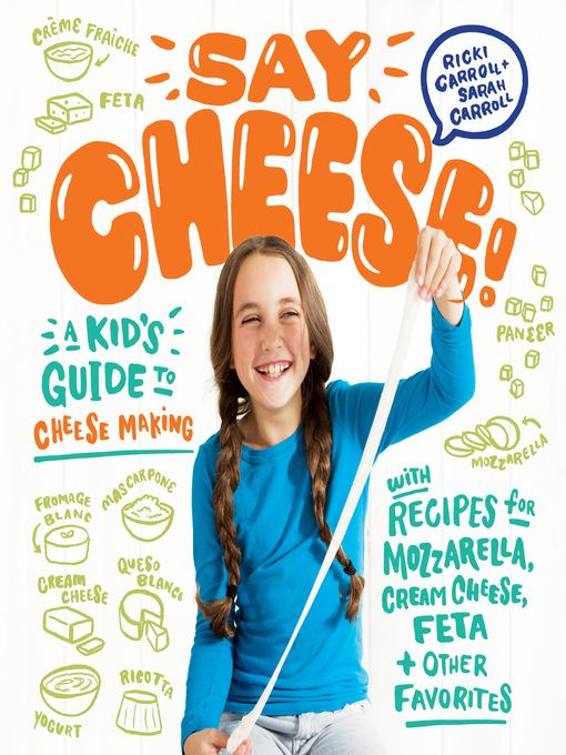 Title details for Say Cheese! by Ricki Carroll - Available