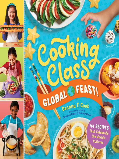 Title details for Cooking Class Global Feast! by Deanna F. Cook - Wait list